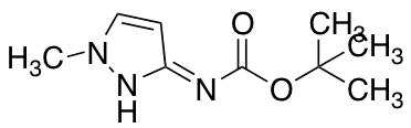 tert-butyl N-(1-methylpyrazol-3-yl)carbamate