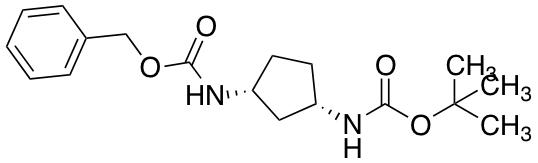 (1S,3R)-1-(Boc-amino)-3-(Cbz-amino)cyclopentane