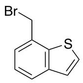 7-(Bromomethyl)benzo[b]thiophene