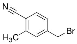 4-(bromomethyl)-2-methylbenzonitrile