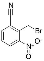 2-(Bromomethyl)-3-nitrobenzonitrile