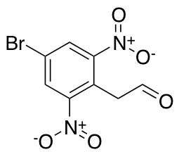 4-Bromo-2,6-dinitrophenyl Acetaldehyde