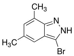 3-Bromo-5,7-dimethyl (1H)Indazole