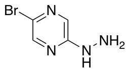 2-Bromo-5-hydrazinopyrazine