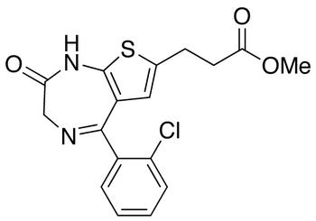 7-(2-Carbomethoxyethyl)-5-(2-chlorophenyl)-thieno-1,4-diazepin-2-one