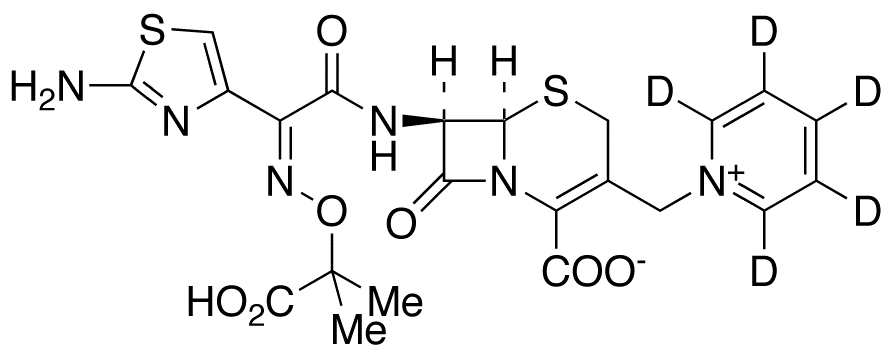 Ceftazidime-d5 (90%)