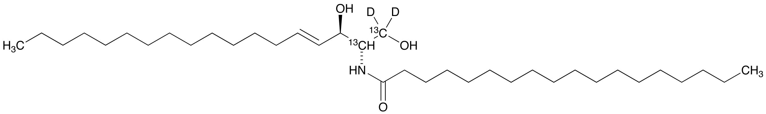 C18 Ceramide-13C2,D2
