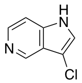 3-Chloro-5-azaindole