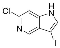 6-Chloro-3-iodo-5-azaindole