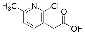 2-(2-Chloro-6-methylpyridin-3-yl)acetic Acid