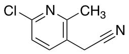 2-(6-Chloro-2-methylpyridin-3-yl)acetonitrile