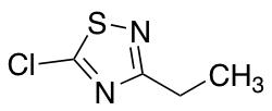 5-Chloro-3-ethyl-1,2,4-thiadiazole