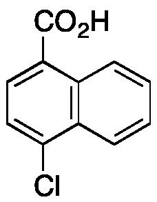 4-Chloro-1-napthalenecarboxylic Acid