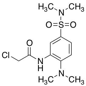 2-Chloro-N-[2-(dimethylamino)-5-(dimethylsulfamoyl)phenyl]acetamide