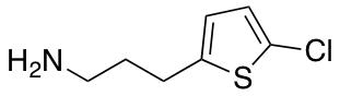 3-(5-Chlorothiophen-2-yl)propan-1-amine