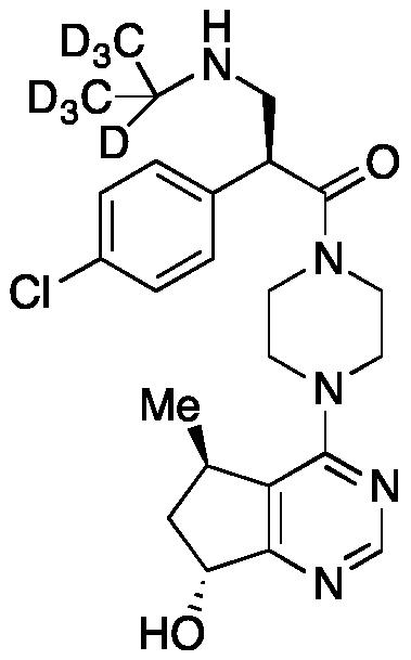 Ipatasertib-D7