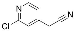 2-(2-Chloropyridin-4-yl)acetonitrile