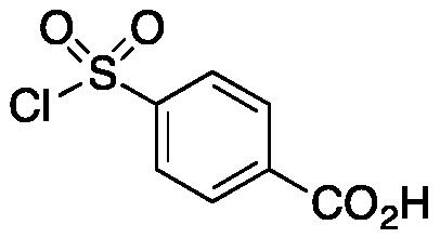 (Chlorosulfonyl)benzoic Acid