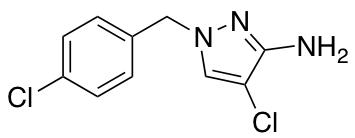 4-Chloro-1-(4-chlorobenzyl)-1H-pyrazol-3-amine