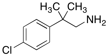 2-(4-Chlorophenyl)-2-methylpropan-1-amine