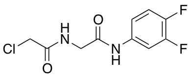 2-Chloro-N-{[(3,4-Difluorophenyl)Carbamoyl]Methyl}Acetamide