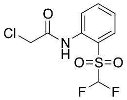 2-Chloro-N-(2-Difluoromethanesulfonylphenyl)Acetamide