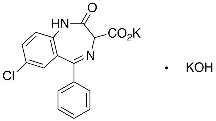 Clorazepate Dipotassium