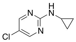 5-Chloro-N-cyclopropylpyrimidin-2-amine