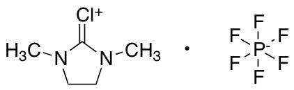 2-Chloro-1,3-dimethyl-4,5-dihydro-1H-imidazol-3-ium Hexafluorophosphate(V)