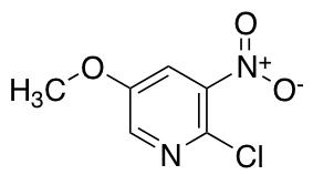 2-Chloro-5-methoxy-3-nitropyridine