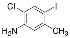 6-Chloro-4-iodo-3-methylaniline