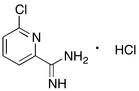 6-Chloro-2-pyridinecarboximidamide Hydrochloride