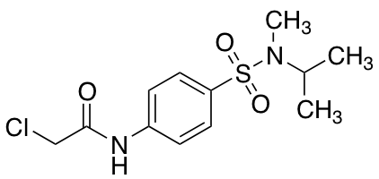 2-Chloro-n-{4-[methyl(propan-2-yl)sulfamoyl]phenyl}acetamide