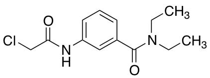 3-(2-Chloroacetamido)-N,N-diethylbenzamide