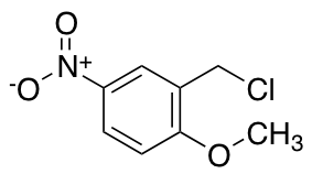 2-(chloromethyl)-1-methoxy-4-nitrobenzene