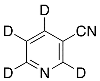 3-Cyanopyridine-2,4,5,6-d4