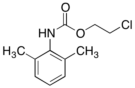 2-Chloroethyl (2,6-Dimethylphenyl)-carbamic Acid Ester