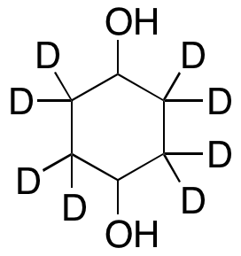 1,4-Cyclohexanediol-d8(cis and trans mixture)
