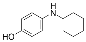 4-(Cyclohexylamino)phenol