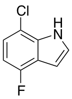 7-Chloro-4-fluoroindole