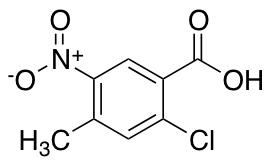 2-Chloro-4-methyl-5-nitro-benzoic Acid