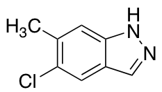 5-Chloro-6-methyl-1H-indazole