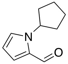 1-cyclopentyl-1H-pyrrole-2-carbaldehyde