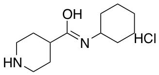 N-Cyclohexylpiperidine-4-carboxamide