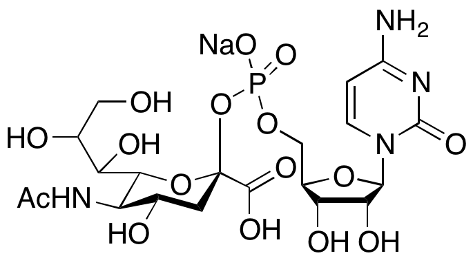 CMP-N-acetylneuraminic Acid Sodium Salt