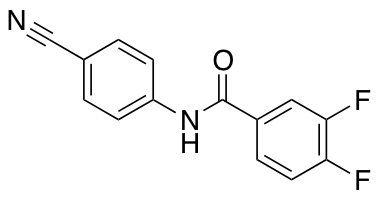 N-(4-Cyanophenyl)-3,4-difluorobenzamide