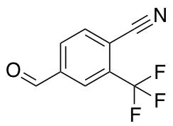 4-Cyano-3-(trifluoromethyl)benzaldehyde