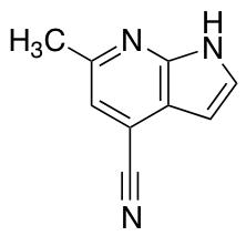 4-Cyano-6-methyl-7-azaindole