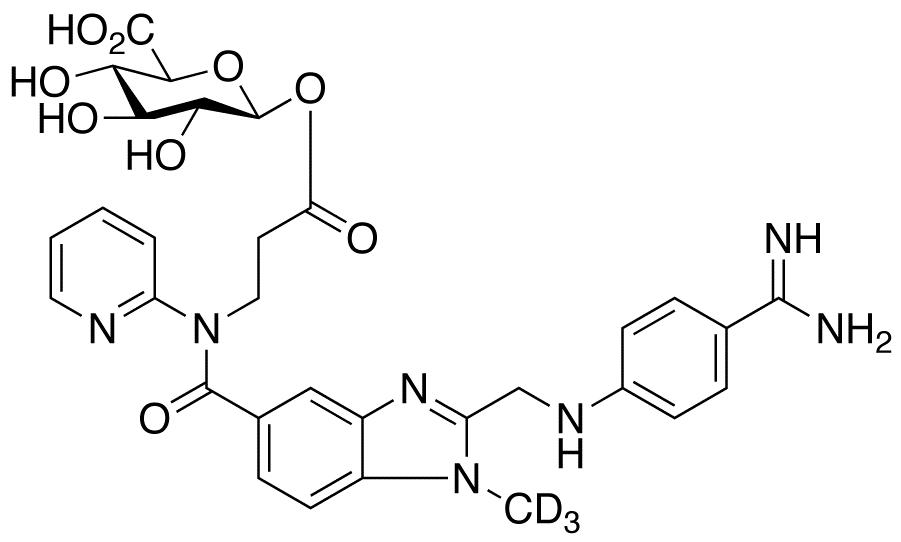 Dabigatran Acyl--D-Glucuronide-d3