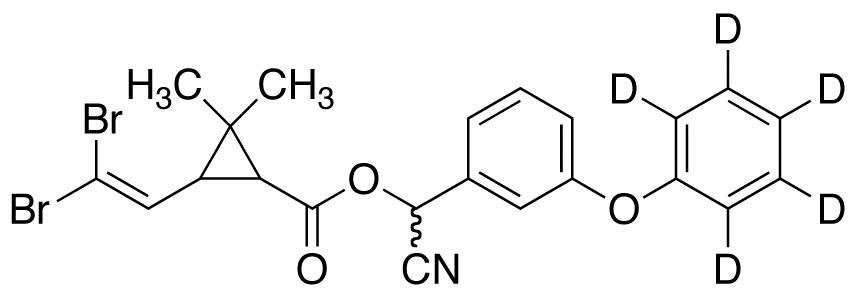 Deltamethrin-d5(Mixture of Diastereomers)